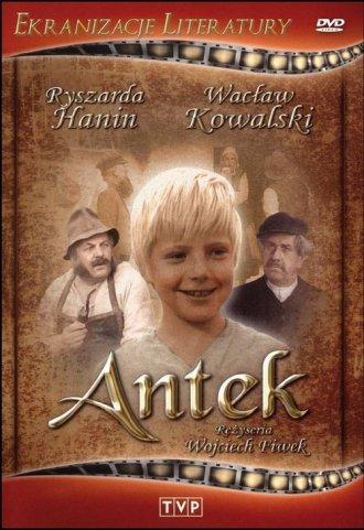 Antek - okładka filmu