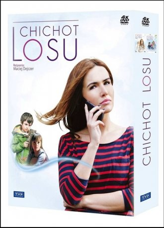 Chichot losu - okładka filmu
