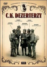 C.K. Dezerterzy - Janusz Majewski - okładka filmu