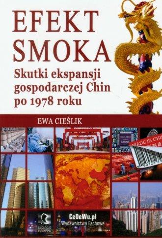 Efekt smoka. Skutki ekspansji gospodarczej - okładka książki