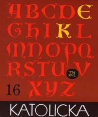 Encyklopedia Katolicka. Tom 16 - okładka książki