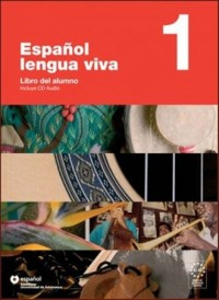 Espanol lengua viva 1. Podręcznik (+ CD) - okładka podręcznika