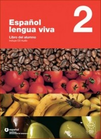 Espanol lengua viva 2. Podręcznik (+ CD) - okładka podręcznika