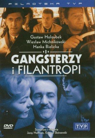 Gangsterzy i filantropi - okładka filmu