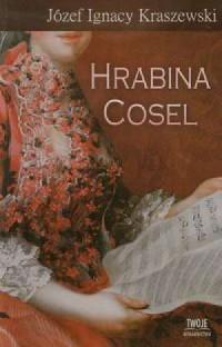 Hrabina Cosel - okładka książki