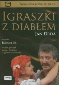 Igraszki z diabłem. Spektakl Teatru Telewizji (DVD) - okładka filmu