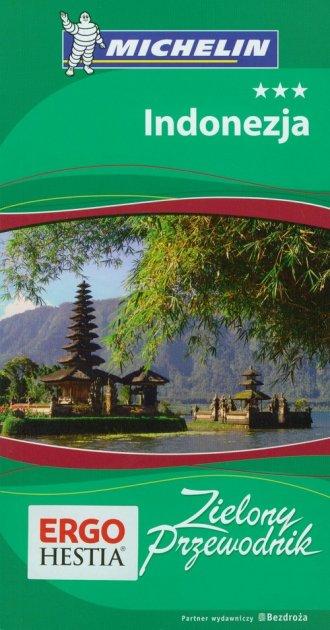 Indonezja. Zielony Przewodnik - okładka książki