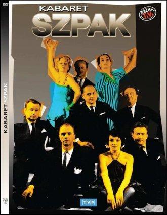 Kabaret Szpak (DVD) - okładka filmu