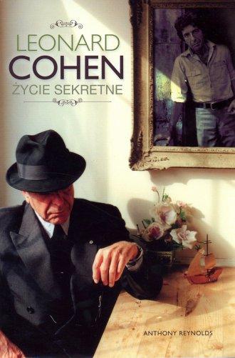 Leonard Cohen. Życie sekretne - okładka książki