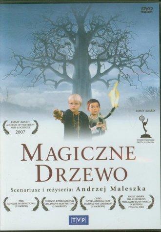 Magiczne drzewo - okładka filmu