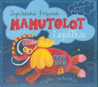 Mamutolot i spółka - pudełko audiobooku