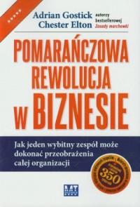 Pomarańczowa rewolucja w biznesie - okładka książki