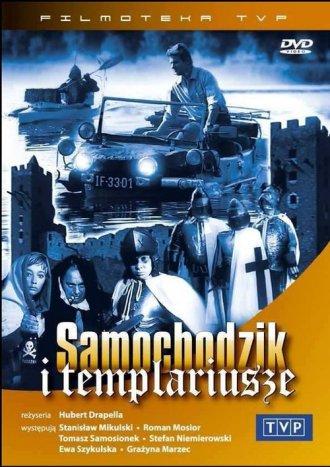 Samochodzik i templariusze - okładka filmu