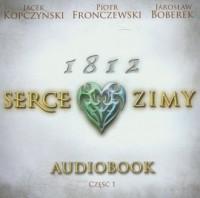 Serce zimy cz.1 - pudełko audiobooku