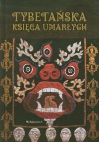 Tybetańska księga umarłych - okładka książki