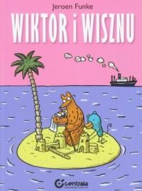 Wiktor i Winszu - okładka książki