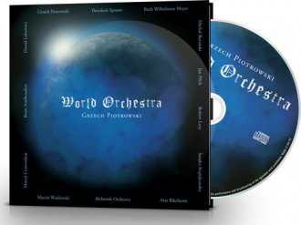 World Orchestra (+ CD) - okładka książki