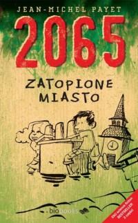 2065. Zatopione miasto - okładka książki
