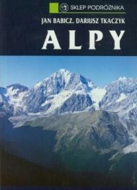 Alpy - okładka książki