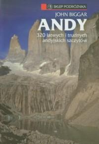 Andy. 320 łatwych i trudnych andyjskich - okładka książki