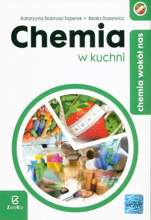 Chemia wokół nas. Chemia w kuchni - okładka podręcznika