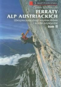 Ferraty Alp Austriackich. Tom 2 - okładka książki