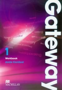 Gateway 1. Workbook - okładka podręcznika