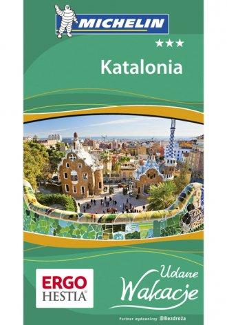 Katalonia. Seria: Udane Wakacje - okładka książki