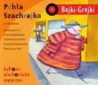 Pchła Szachrajka - pudełko audiobooku