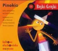 Pinokio - pudełko audiobooku