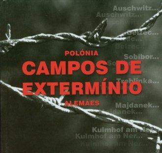 Polonia. Campos de exterminio Alemaes - okładka książki