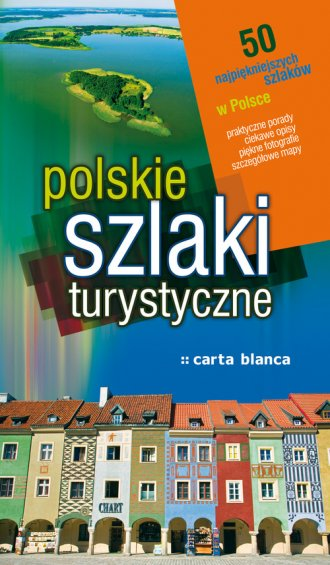 Polskie szlaki turystyczne - okładka książki