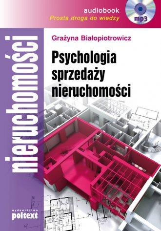 Psychologia sprzedaży nieruchomości - pudełko audiobooku