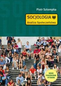 okładka książki - Socjologia. Analiza społeczeństwa