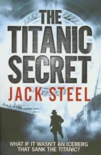 Titanic Secret - okładka książki
