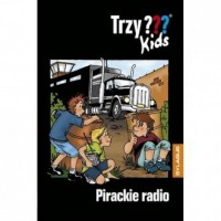 Trzy kids. Pirackie radio - okładka książki