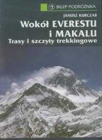 Wokół Everestu i Makalu - okładka książki