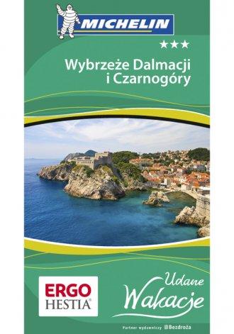 Wybrzeże Dalmacji i Czarnogóry. - okładka książki