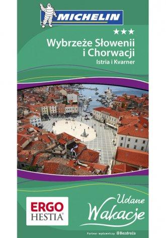 Wybrzeże Słowenii i Chorwacji: - okładka książki
