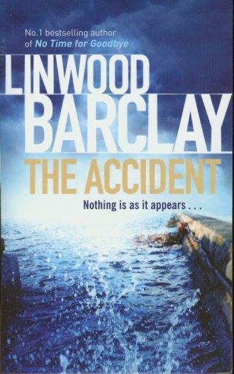 Accident - okładka książki