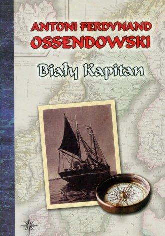 Biały kapitan - okładka książki