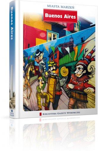 Buenos Aires - okładka książki