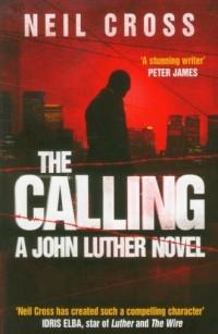 Calling John Luther Novel - okładka książki