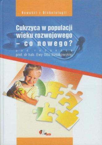 Cukrzyca w populacji wieku rozwojowego - okładka książki