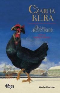Czarna Kura. Baśnie rosyjskie (CD mp3) - pudełko audiobooku