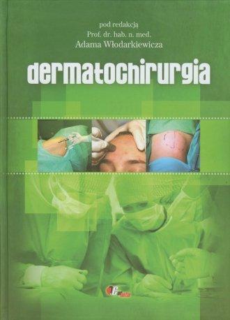 Dermatochirurgia - okładka książki