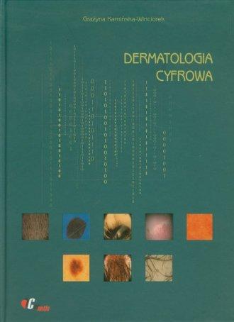 Dermatologia cyfrowa - okładka książki