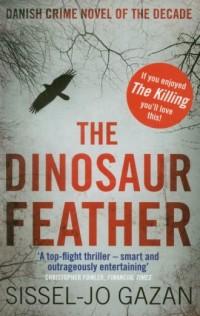 Dinosaur Feather - okładka książki