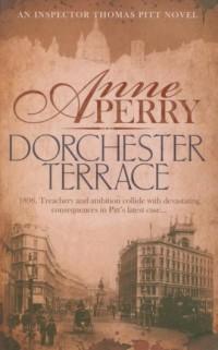 Dorchester Terrace - okładka książki