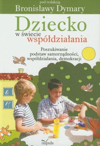 Dziecko w świecie współdziałania - okładka książki